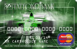 Кредитные карты Татфондбанка