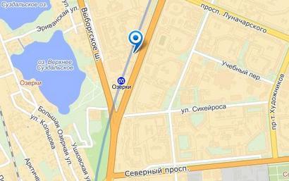 Татфондбанк в Санкт-Петербурге