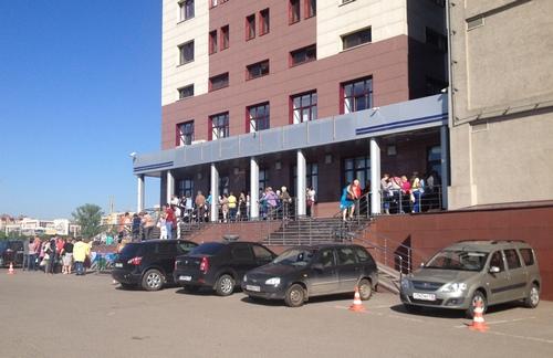 БТА-Казань 19 мая 2014