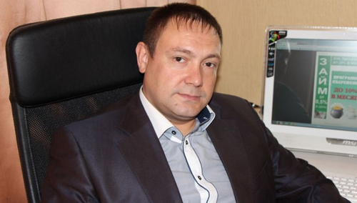 Хайруллин Рустам Нафисович, Сберфинанс